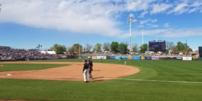 Spring Training - SF Giants